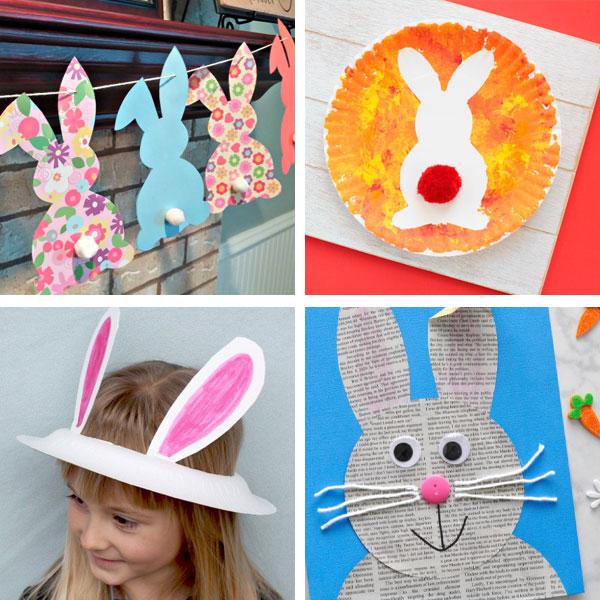 Bunny crafts 2