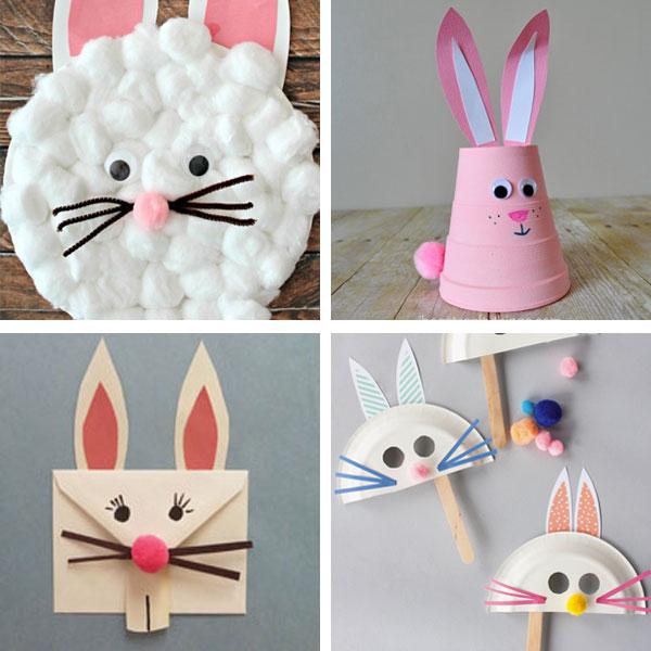 Bunny crafts 4