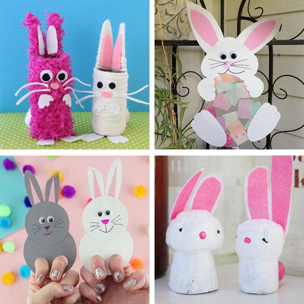 Bunny crafts 6
