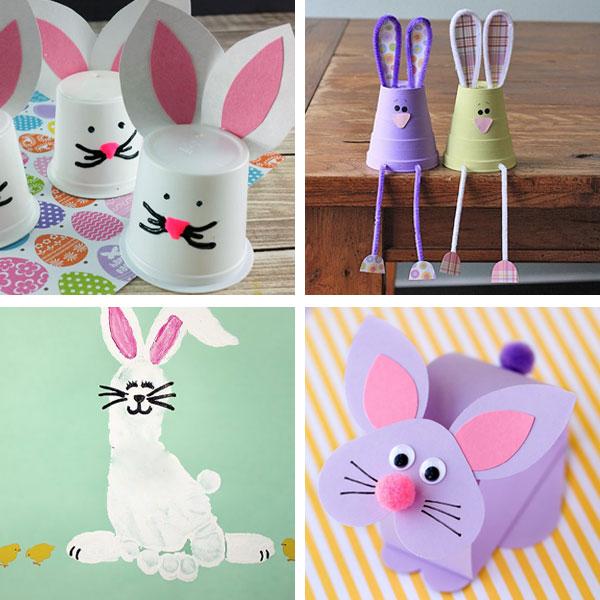 Bunny crafts 8