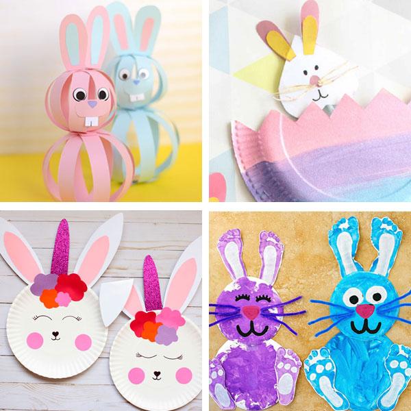 Bunny crafts 9
