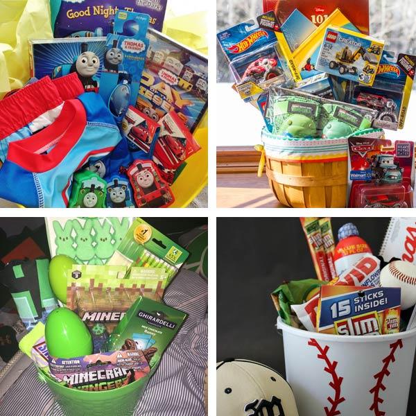 DIY Easter basket ideas for boys 1