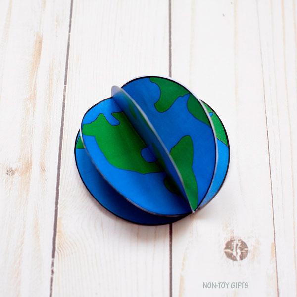 3D Earth last step