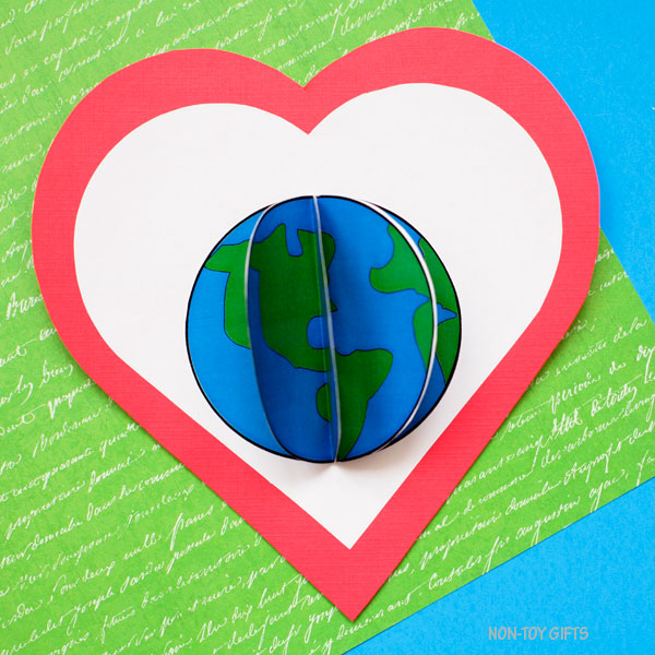 Earth Day craft for the classroom