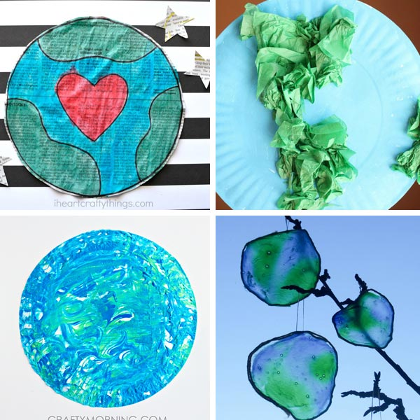 Earth Day crafts for kids 4