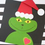 Grinch's heart craft