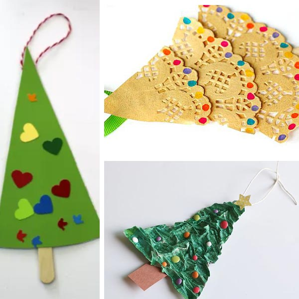 Ornaments kids can make 10
