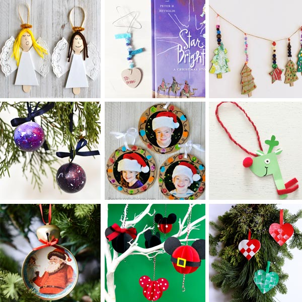 Ornaments kids can make 13