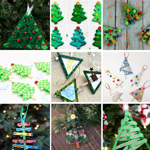 Ornaments kids can make 9