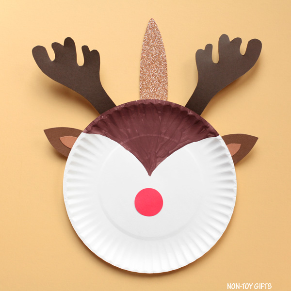 Reindeer unicorn nose