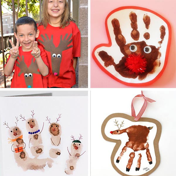 Reindeer crafts for kids 5
