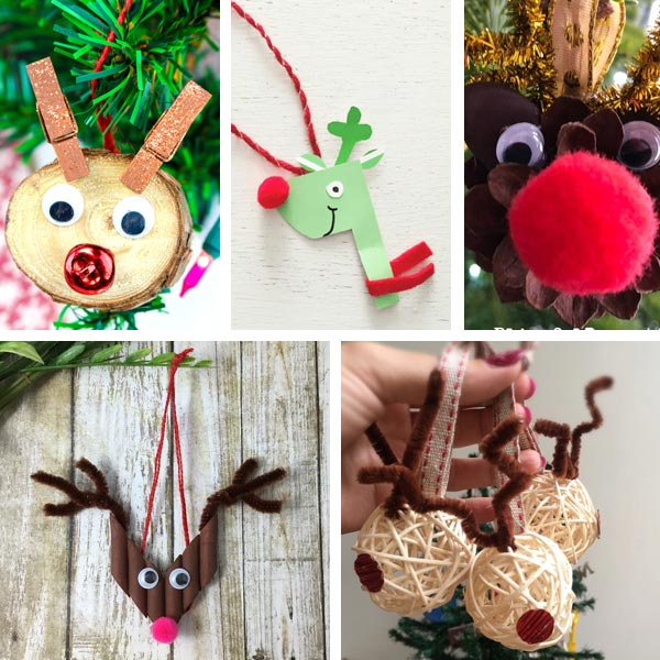 Reindeer crafts for kids 7