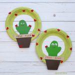 Cactus Valentine wreath