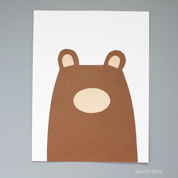 Bear muzzle