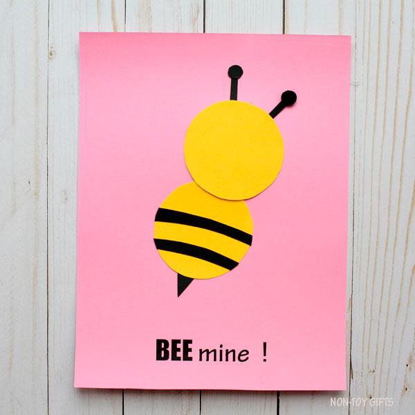 Bee mine! craft