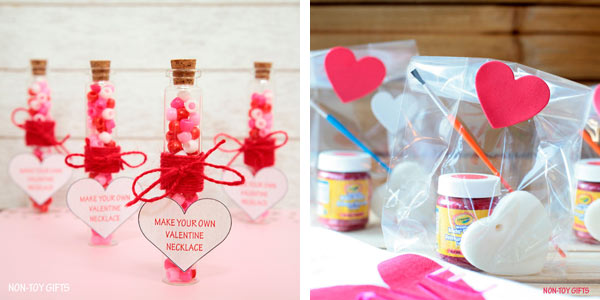 Valentines kids can make - kits