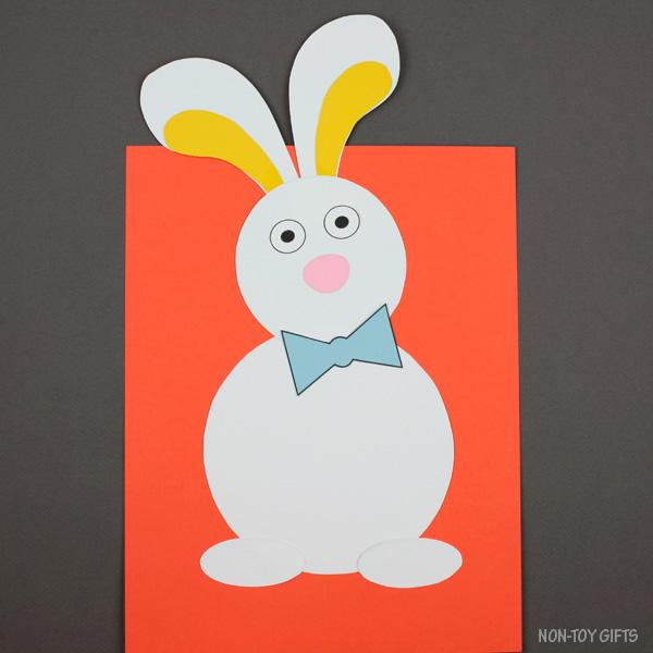 Bunny bow tie