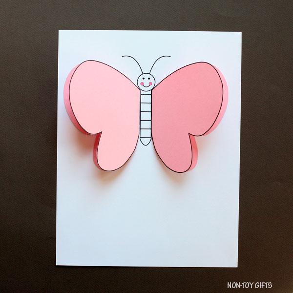 Butterfly body