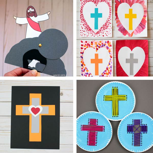 Easter religious crafts 1
