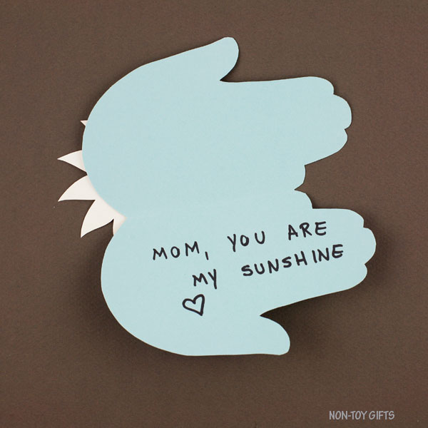 Mom, You Are My Sunshine