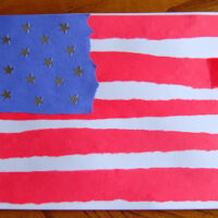Fun & Simple Flag Craft