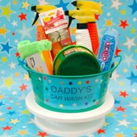 Daddy's Car Wash Kit