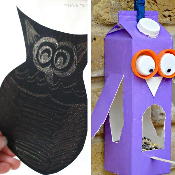 Owl craft ideas 3