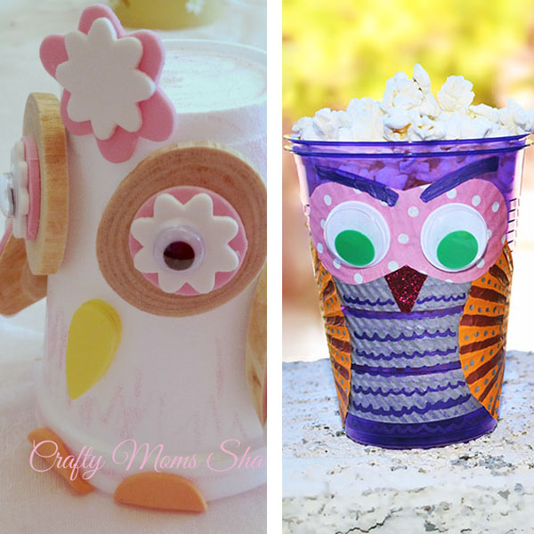 cup owls