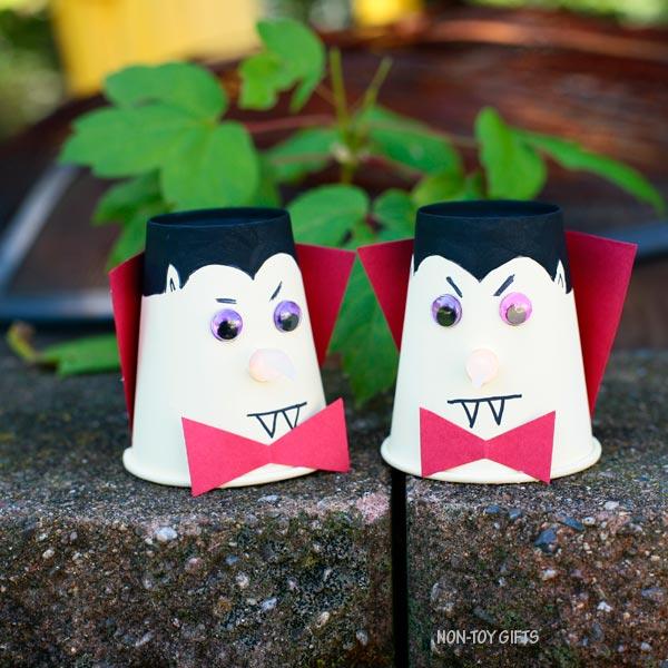 Paper cup vampires