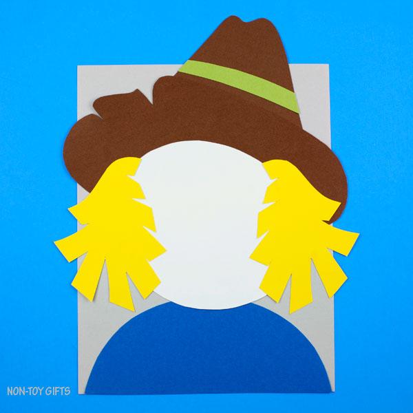 Scarecrow hair
