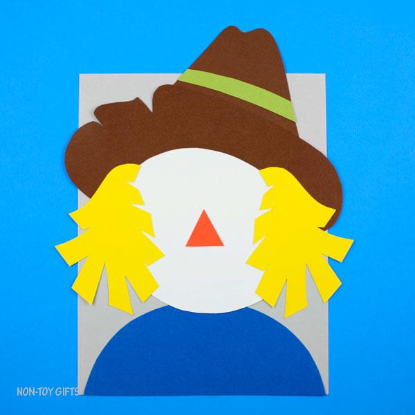 Scarecrow nose