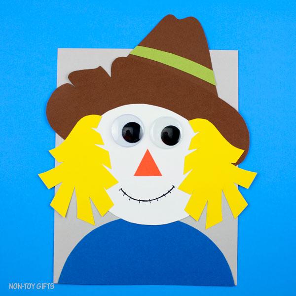 Scarecrow eyes