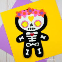 Day of the Dead Puppet