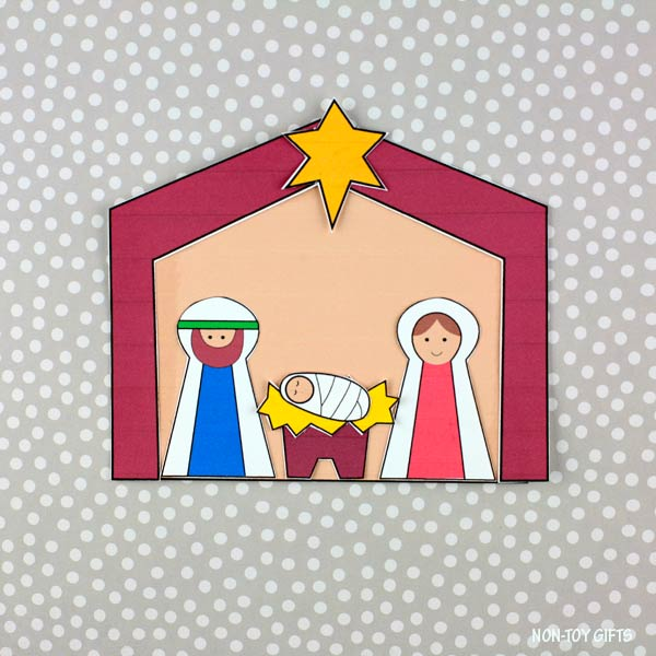 Jesus is born craft