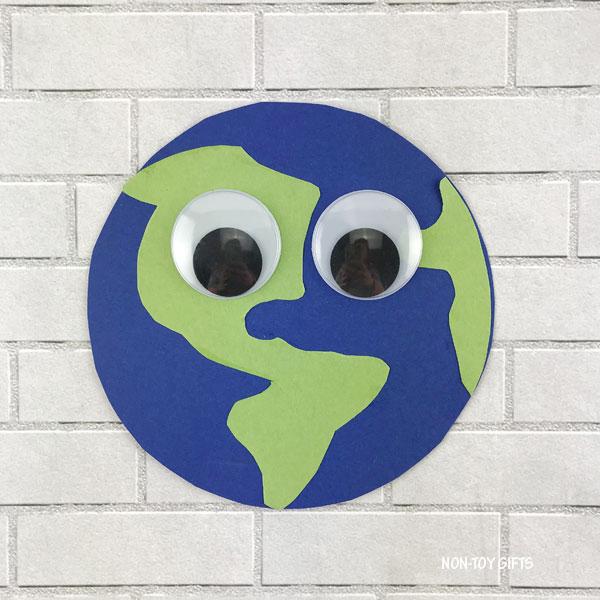 Earth eyes