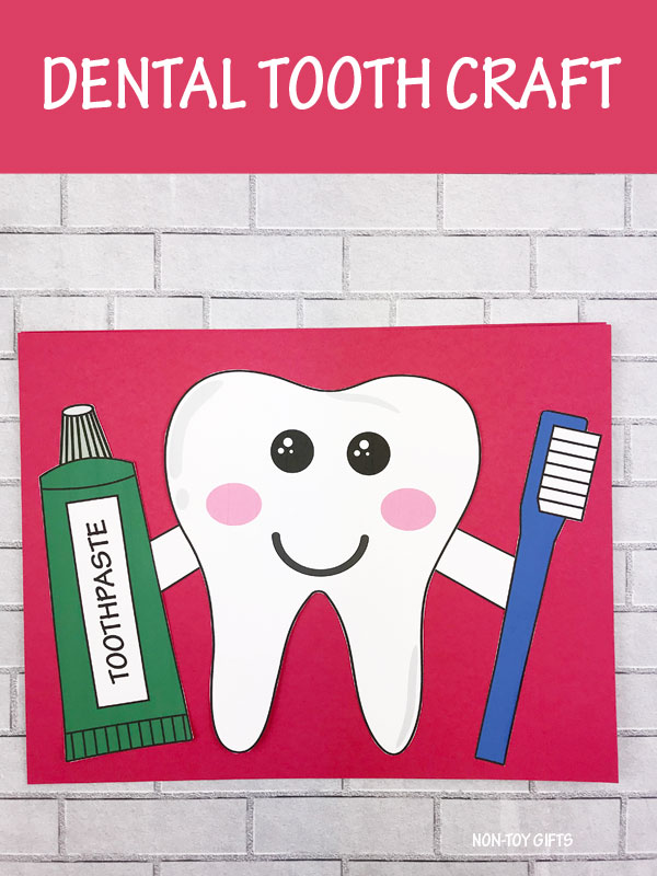 Dental tooth craft