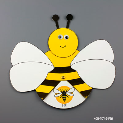 Bee life cycle craft and activity