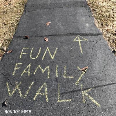 Fun Family Walk