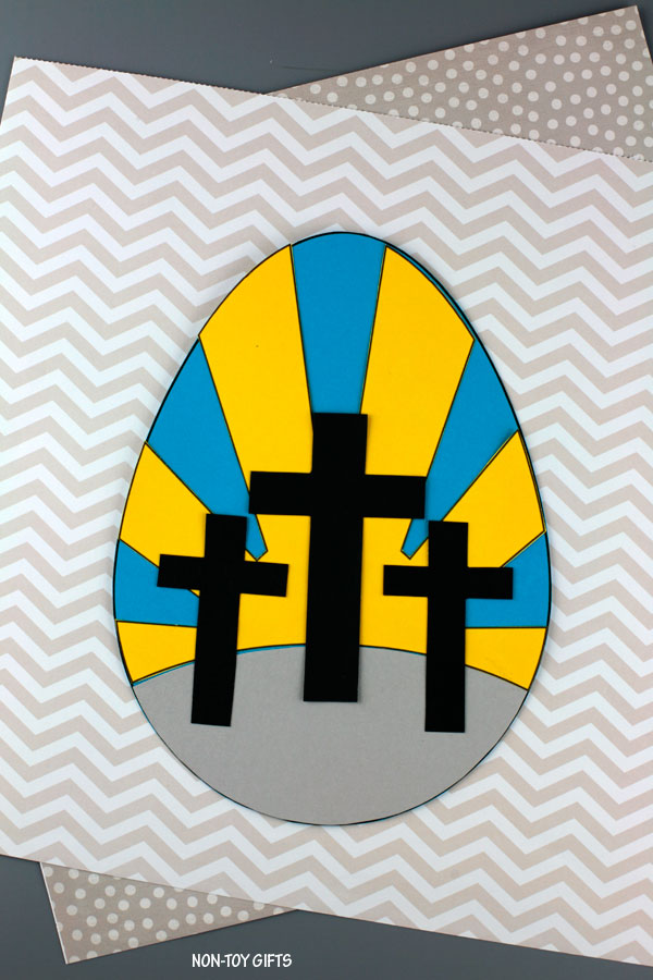 Jesus Is Risen craft