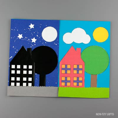 House Day and Night Craft