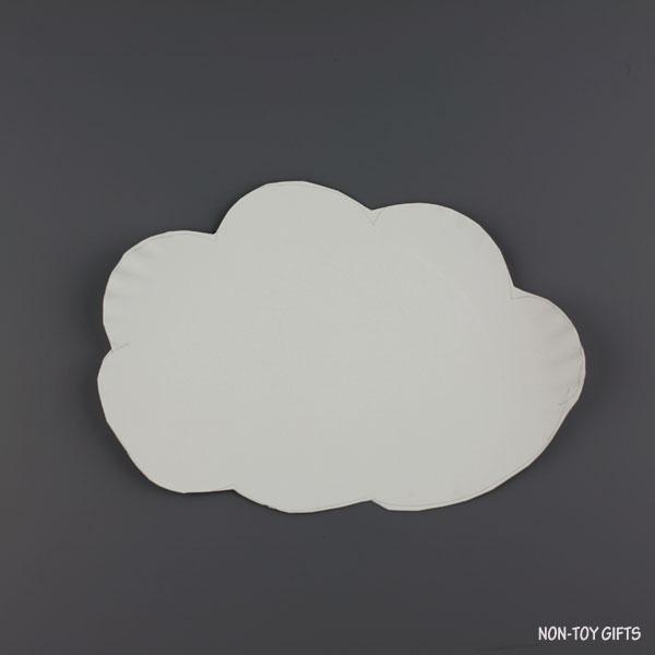 paper plate cloud