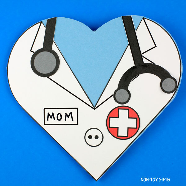 mom doctor card