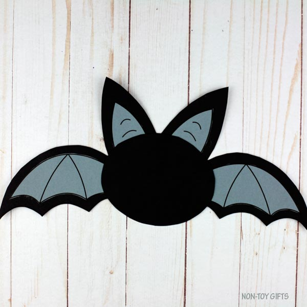 bat with ears