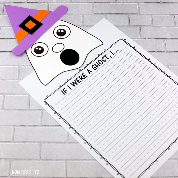 Ghost craft and writing activity