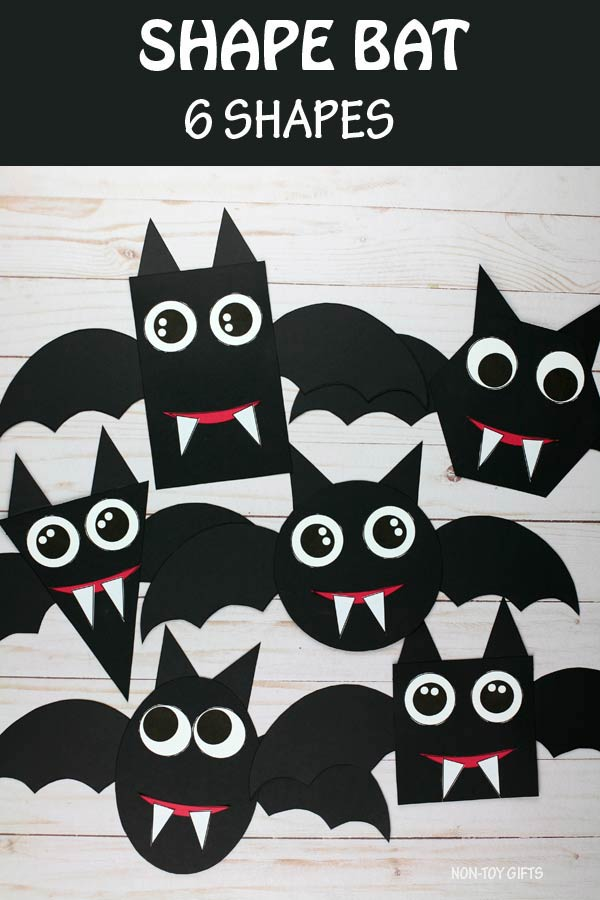 Shape bat craft
