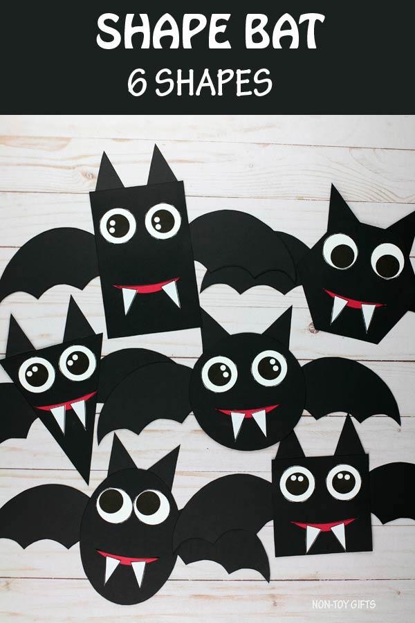 Shape bat craft