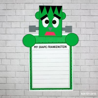 Shape Frankenstein craft