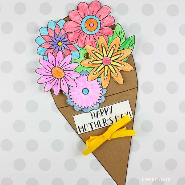 flower bouquet spinner for kids