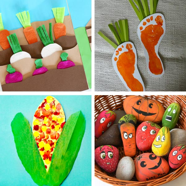 veggie crafts for kids 3