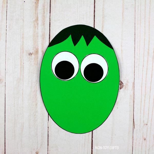 Frankenstein eyes